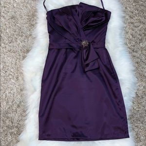 Dresses & Skirts - Purple evening gown